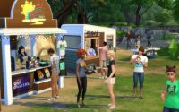 'The Sims 4' is hosting a (partly Simlish) music festival