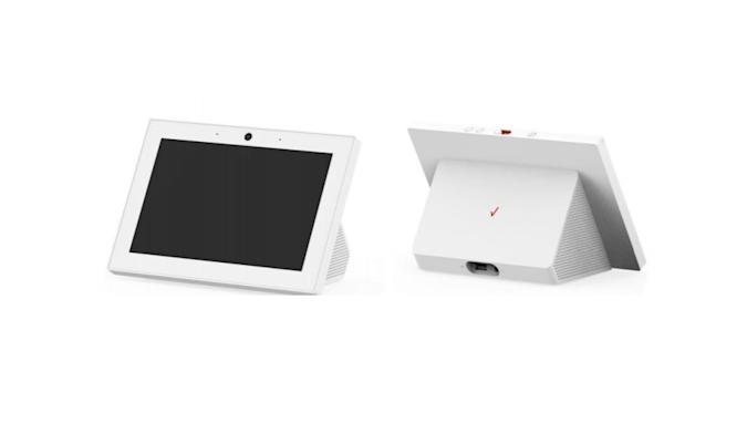 Verizon seems to be making its own Alexa-based smart display | DeviceDaily.com