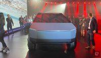 Tesla quietly delays Cybertruck to 2022