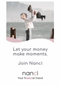 Meet Nanci: Your New Financial Friend