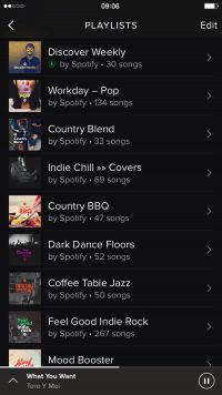 Spotify's Noteable Releases playlist showcases the songwriters behind popular music
