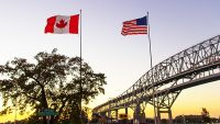 Expect long waits, as Canada reopens its land borders to Americans, including tourists