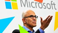 How Microsoft quietly climbed back to the top of the tech industry