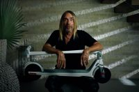 Iggy Pop Becomes Face Of Unagi Electric Scooters