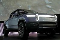 Rivian may build its first international EV factory in the UK