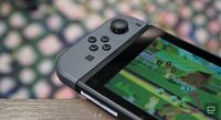 The Switch is the first console to sweep Japan's game sales chart in 33 years