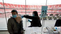 The unsung heroes of the pandemic? Sports stadiums