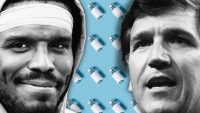 Tucker Carlson, Cam Newton, and the 'too personal' vaccine question dodge