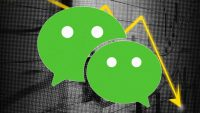 WeChat suspending new signups as China continues crackdown on its tech giants