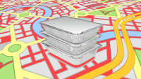 Your Waze map will now show you restaurants that are selling discounted leftover food