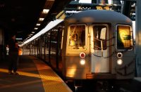 A power surge shut down half of NYC's subways for five hours