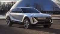 First look: Cadillac's luxury EV debut seems like a winner