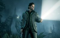 Here's your first look at 'Alan Wake' in 4K for the PS5