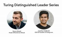 Turing Distinguished Leader Series: Darren Murph Head of Remote at GitLab Part II