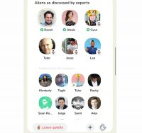 Clubhouse is developing a new way to invite friends to chat called 'Wave'