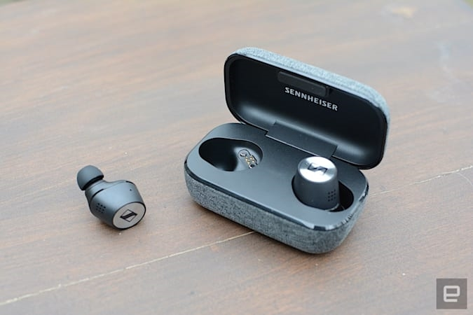 Amazon knocks $100 off Sennheiser's Momentum True Wireless 2 earbuds   DeviceDaily.com
