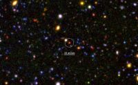 Hubble telescope helps find six 'dead' galaxies from the early universe