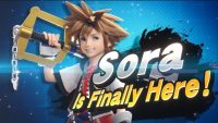 Kingdom Hearts' Sora is the final 'Super Smash Bros. Ultimate' fighter