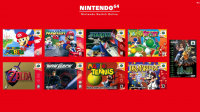 Online 'Expansion Pack' brings N64 and Genesis games to Nintendo Switch