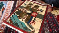 The real story behind Afghanistan's war rugs